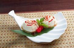 Dessert japonais Photos libres de droits