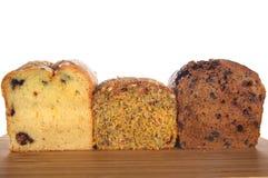Dessert loaf Stock Image
