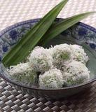 Dessert malaisien photographie stock