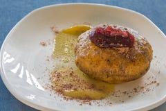 Dessert messicano Immagine Stock