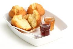 Dessert - muffins Royalty Free Stock Photo