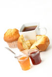 Dessert - muffins Royalty Free Stock Photography