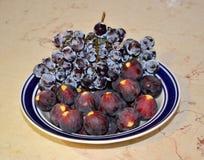 Dessert naturel frais Image libre de droits