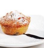Dessert - Nutcake Fotografia Stock Libera da Diritti