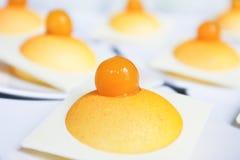 Dessert per il partito Immagine Stock