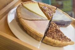 Dessert Pie Royalty Free Stock Photos