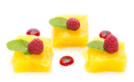 Dessert Stock Photography