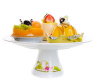 Dessert platter Royalty Free Stock Photos