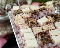Free Dessert Platter Stock Photography - 6384592