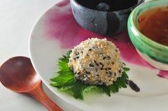 Dessert Platter Stock Photo
