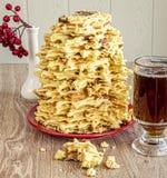 Dessert Poli-lithuanien national image libre de droits