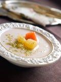 Dessert soup Stock Photo