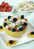 Dessert squisito Fotografia Stock Libera da Diritti