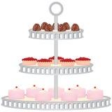 Dessert Stand Royalty Free Stock Photo