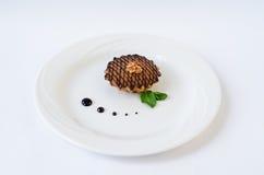 Dessert sweet Stock Photography