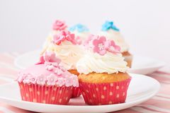 Dessert table for big party Royalty Free Stock Photography