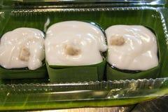 Dessert tailandese è sapore migliore Fotografia Stock