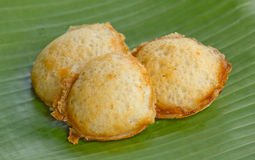 Dessert tailandese Immagini Stock Libere da Diritti