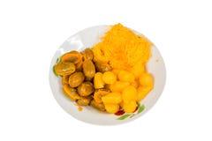 Dessert tailandese Fotografia Stock Libera da Diritti