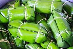 Dessert tailandese Fotografia Stock