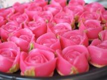 Dessert tailandese Immagini Stock