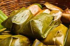 Dessert tailandese Immagine Stock Libera da Diritti