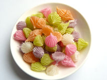 Dessert tailandese Fotografie Stock