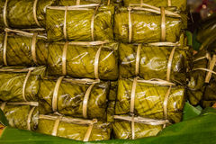 Dessert tailandese chiamato Immagine Stock Libera da Diritti