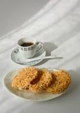 Dessert tailandese chiamato nangled Fotografie Stock Libere da Diritti