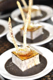 Dessert tailandese di creatività moderna Immagine Stock Libera da Diritti