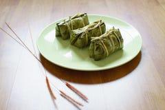 Dessert tailandese di stile Immagine Stock Libera da Diritti