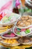 Dessert tailandese - immagine di riserva Fotografia Stock Libera da Diritti