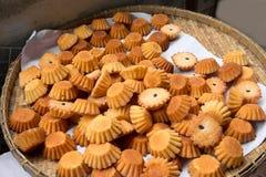 Dessert tailandese tradizionale immagini stock