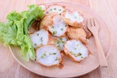 Dessert tailandesi Fotografia Stock Libera da Diritti