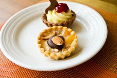 Dessert,Tart Royalty Free Stock Photography