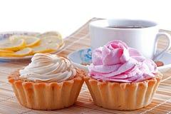 Dessert. Tasty cakes Royalty Free Stock Photo