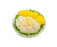 Dessert thaï photographie stock libre de droits