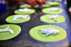 Dessert thaï Image libre de droits
