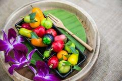 Dessert thaï Images stock