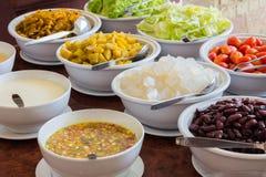 Dessert thaï Photo libre de droits