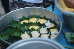Dessert thaï photographie stock
