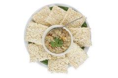 Dessert thaïlandais Photographie stock libre de droits