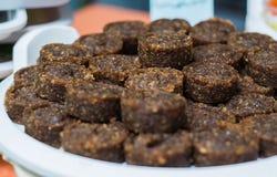 Dessert thaïlandais appelé Images stock