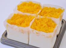 Dessert thaïlandais Photographie stock