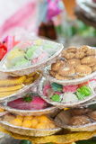 Dessert thaïlandais - image courante Photographie stock libre de droits