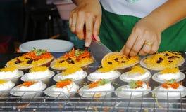 Dessert Thailand Royalty-vrije Stock Foto's