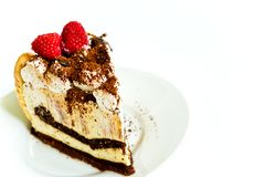 Dessert tiramisu Royalty Free Stock Photo