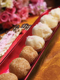 Dessert traditionnel chinois Images stock