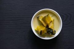 Dessert tradizionale o tailandese tailandese fotografia stock