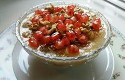 Dessert turco Immagini Stock Libere da Diritti